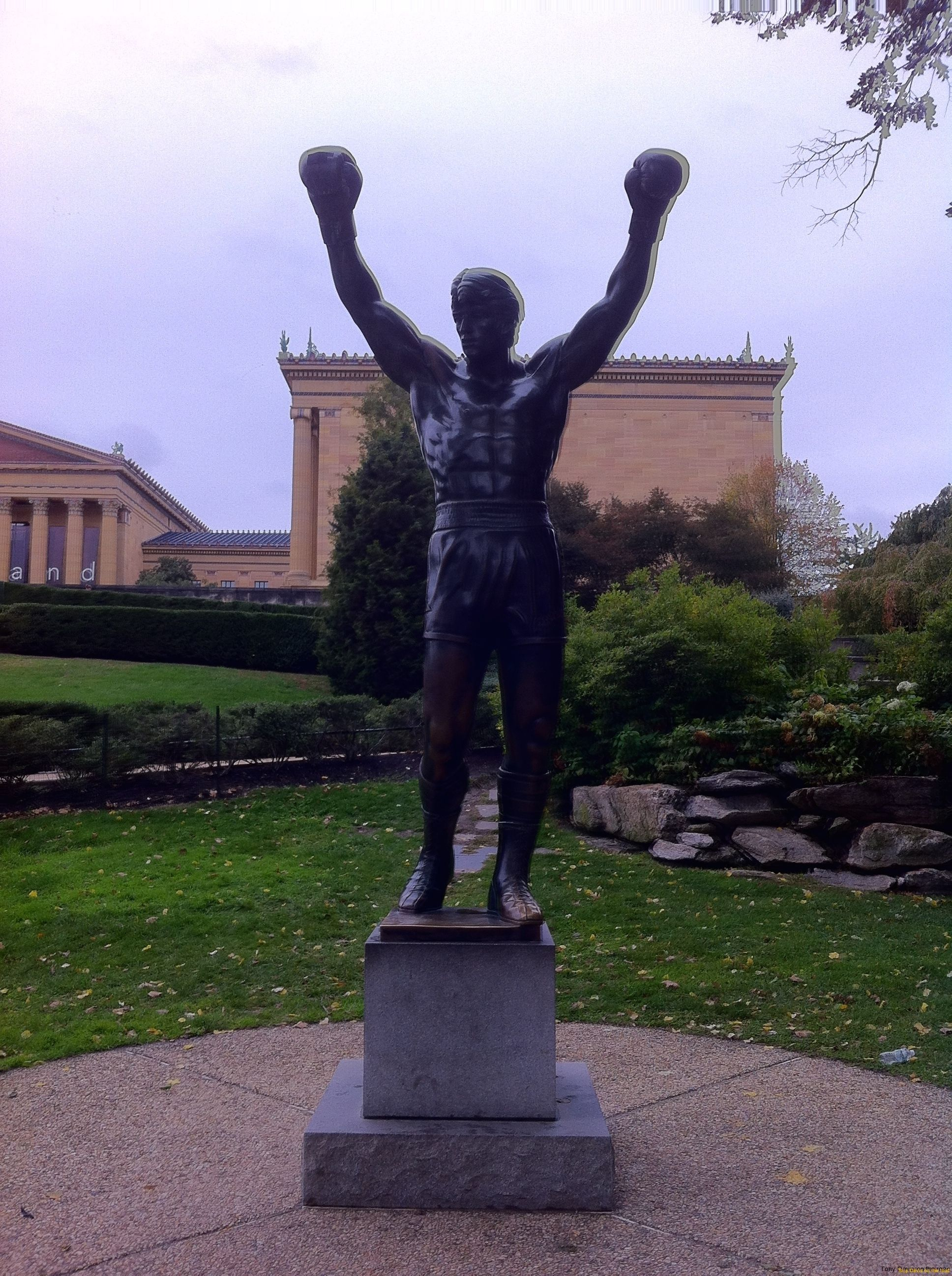 Rocky Balboa!, Philly momments